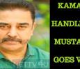 Kamal Haasan's Handlebar Mustache Goes Viral!