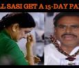 Sasikala Seeks 15 Days Parole To Attend Natarajan's Funeral! Will Bangalore Prison Authorities Permit? Tamil News