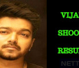Vijay 62 Resumes The Shooting? Tamil News