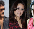 Priyamani And Sonia Agarwal Joins Ravichandran! Kannada News