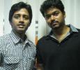 An RJ's Day With Vijay! Tamil News