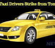 Call Taxi Drivers Strike From Tonight!
