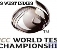 India To Play Against West Indies In First ICC World Test Championship!