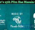 Dulquer's 25th Film Has Masala Coffee! Tamil News