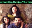 Singer Sunitha Denies The Rumors! Tamil News