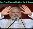 Will The No – Confidence Motion Be A Successful One? Tamil News