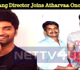 Boomerang Director Joins Atharvaa Once Again!