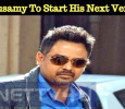 Lingusamy To Start His Next Directorial Venture!