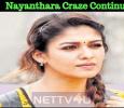 Nayanthara Craze Continues...
