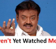 Vijayakanth Speaks About Mersal!