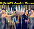 A Selfie With Anushka Sharma! Tamil News