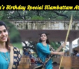 Dhansika's Birthday Special Silambattam Attracts!