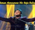 Superb Man! AR Rahman Announces His Gaja Relief Fund! Tamil News