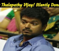 That's Thalapathy Vijay! Vijay Silently Donates A Humongous Amount! Tamil News