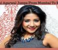 Sakshi Agarwal Jumps From Mumbai To Kerala! Tamil News