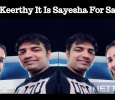 After Keerthy Suresh It Is Sayesha For Sathish!