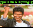 Puneeth On A Signing Spree!