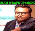 D Imman Completed The Songs For Viswasam!