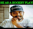 Hiphop Adhi As A Hockey Player! Tamil News