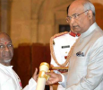 President Greets Ilayaraja In Twitter On Reception Of Award Tamil News
