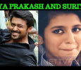 Priya Varrier To Join Suriya? Tamil News