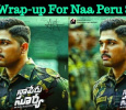 It's A Wrap-up For Naa Peru Surya!