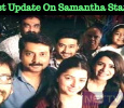 Latest Update On Samantha Starrer! Tamil News
