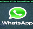 Quick Forward Button Will Be Removed From WhatsApp! Tamil News