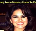 Did Sunny Leone Donate 5 Crores To Kerala Trage..
