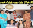 LK Sutheesh Celebrates His 50th Birthday! Tamil News
