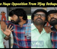 Soori Faces Huge Opposition From Vijay Sethupathi Fans!