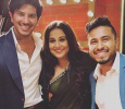 A Laugh Riot With Dulquer And Vidya Balan!