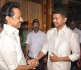 Stalin Supports Mersal! Pondicherry EX CM In Mersal Theater!