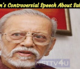 Charuhasan's Controversial Speech About Sabarimala! Tamil News