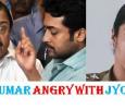 Sivakumar Angry With Jyothika?