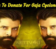 Chiyaan To Follow Shankar's Path! Online Donation For Gaja Cyclone Relief! Tamil News