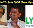 Rajini To Join LYCA Once Again?