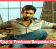 Arun Vijay's Thadam Producer Requests Support! Tamil News