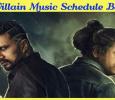 The Villain Music Schedule Begins! Kannada News