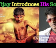 Vijay Introduces His Son To Sandalwood!
