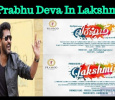 Prabhu Deva Unveiled His Next Movie Poster! Tamil News