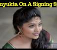 Samyukta Hornad In A Sci-fi Movie! Kannada News