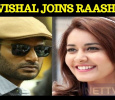 Vishal To Join Raashi Khanna In Temper Remake!