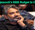 Rajamouli's RRR Budget Is Out! Telugu News