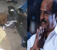Rajini's Effigy Burnt! Security Tightened At Poes Garden! Tamil News