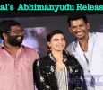 Vishal's Abhimanyudu On 1st June! Tamil News