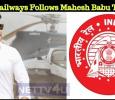 Indian Railways Follows Mahesh Babu Technique! Tamil News