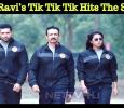 Jayam Ravi's Tik Tik Tik Hits The Screens! Tamil News