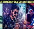 Vijay Birthday Tag Creates Records! Tamil News