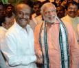 Superstar Rajinikanth Supports Prime Minister Narendra Modi's Swachhata Hi Seva Plan Tamil News